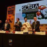 Hermanamiento de la trufa de Soria y la de Alba en Soria Gastronómica