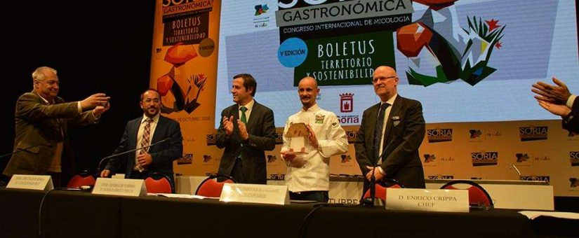 Soria (Spain) and Alba (Italy) truffle twinned at the Soria Gastronómica Congress 2016