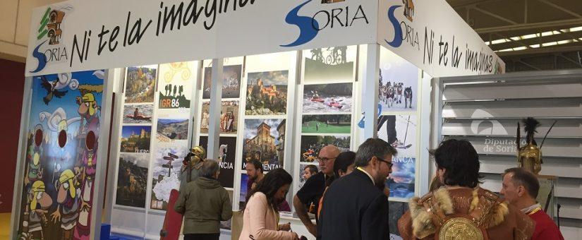 Se presenta en INTUR el proyecto Trufa de Soria