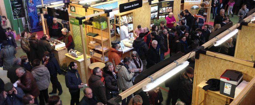 La XVI Feria de la Trufa Negra de Soria se celebra en Abejar el 17 y 18 de febrero