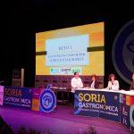 """Mesa de expertos """"Los Hongos: como super alimento saludable"""" en el VI Congreso Soria Gastronómica"""