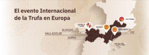 Mapa de participantes en Trufforum